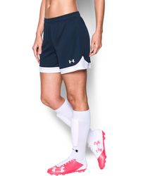 Under Armour - Women's Ua Maquina Shorts - Lyst