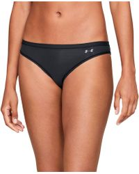 Under Armour - Women's Ua Pure Stretch - Sheer Bikini - Lyst