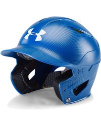 Under Armour - Men's Ua Converge Batting Helmet Carbon Tech - Lyst