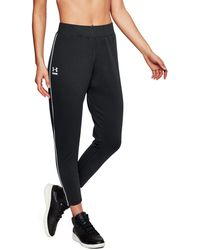 Under Armour - Women's Ua Tapered Slouch Pants - Lyst
