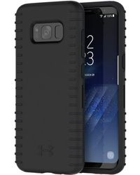 Under Armour Protect Grip Case For Samsung Galaxy S8 - Black