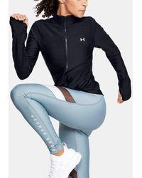 Under Armour Damen UA Armour Sport Jacke mit durchgehendem Zip Schwarz LG