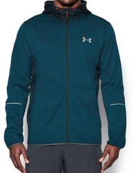 Under Armour Patterned Swacket - Blue