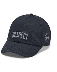 Under Armour Project Rock Respect Cap - Black