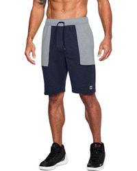 Under Armour - Men's Ua Baseline Fleece Shorts - Lyst