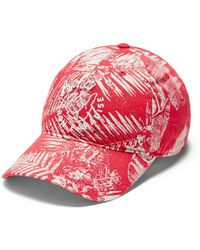 Under Armour Project Rock Cotton Cap - Red