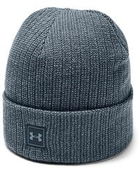 6d89e3d32 Under Armour Synthetic Truckstop 2.0 Beanie in Gray for Men - Lyst