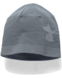 6df70d00a4e Lyst - Under Armour Billboard Beanie 2.0 (youth) in Gray for Men