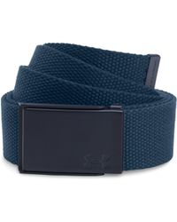 Under Armour - Women's Ua Solid Webbing Belt - Lyst