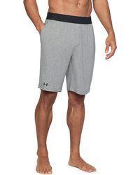 Under Armour - Men's Athlete Recovery Sleepwear Shorts - Lyst