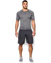 Under Armour - Men's Ua Heatgear® Armour Short Sleeve Compression Shirt - Lyst