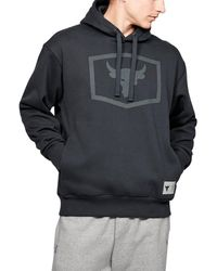 Under Armour Project Rock Warm-up - Black