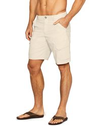 Under Armour Men's Ua Fish Hunter Cargo Shorts - Natural