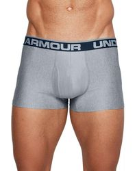 "Under Armour Original Series 3"" Boxerjock - Gray"