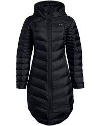 Under Armour Iso Down Parka - Black