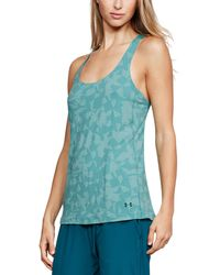 Under Armour - Women's Ua Flow Tank - Lyst