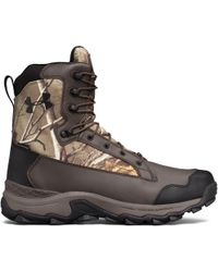 Under Armour Men's Ua Tanger 400g Waterproof Hunting Boots - Brown