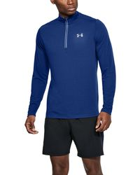 Under Armour - Men's Ua Streaker 1⁄4 Zip - Lyst