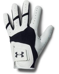 Under Armour Iso-chill Golf Glove - Black