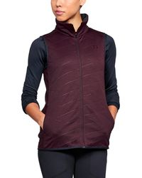 Under Armour - Women's Coldgear® Reactor Vest - Lyst