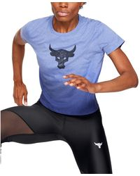 Under Armour Project Rock Bull - Blue