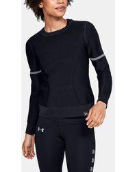Under Armour Ua Itelliknit Sweater - Black