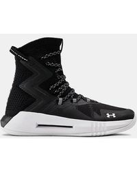 Under Armour Women's Ua Highlight Ace 2.0 Volleyball Shoes - Black