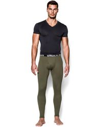 Under Armour - Men's Coldgear® Infrared Tactical Fitted Leggings - Lyst