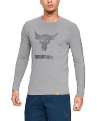 Under Armour Project Rock Hardest Worker - Gray