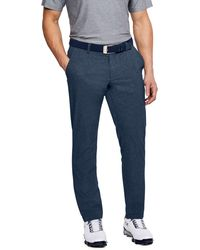 Under Armour - Men's Ua Showdown Vented Pants Tapered - Lyst
