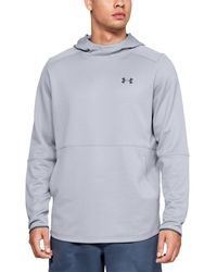 Under Armour Mk-1 Warm-up Hoodie - Gray