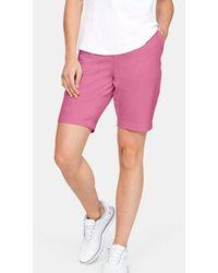 Under Armour Women's Ua Links Shorts - Pink