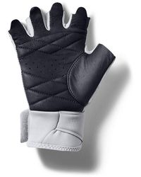Under Armour Medium Training Gloves - Gray