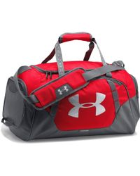 Under Armour Men's Ua Undeniable 3.0 Small Duffle Bag - Red