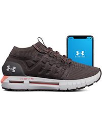 Under Armour | Women's Ua Hovr Phantom Connected Running Shoes | Lyst