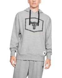 Under Armour Project Rock Warm-up - Gray