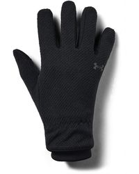 Under Armour Coldgear Infrared Fleece - Black