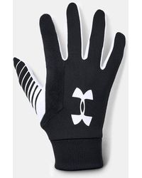 Under Armour Herren UA Field Players 2.0 Handschuhe Schwarz LG