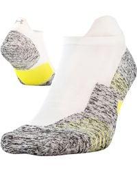 Under Armour - Ua Run Cushion No Show Tab Running Socks - Lyst