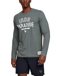Under Armour Project Rock Iron Paradise - Gray