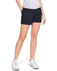 Under Armour Links Shorty - Black