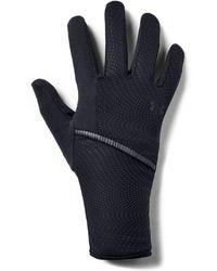 Under Armour Storm Run Liner Gloves - Black