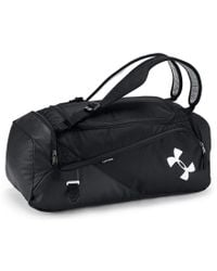 Under Armour Ua Contain 4.0 Backpack Duffle - Black