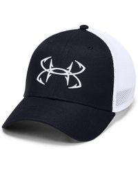 Under Armour Fish Hook Cap - Black