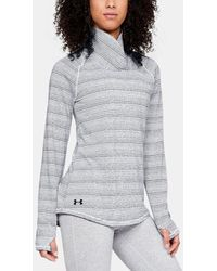 Under Armour Women's Ua Zinger Pullover - Black