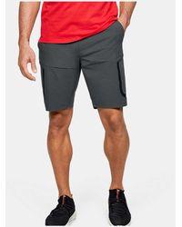 Under Armour Ua Sportstyle Elite Cargo Shorts - Gray