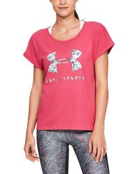 Under Armour Graphic Sportstyle Fashion - Pink