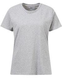 COLORFUL STANDARD Baumwoll T-Shirt Grau
