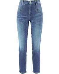 Cambio Jeans 'Kacie' Blau