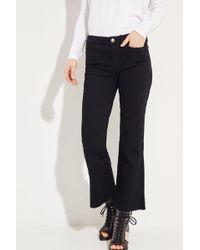 M.i.h Jeans - Bootcut Jeans 'Loun' Schwarz - Lyst